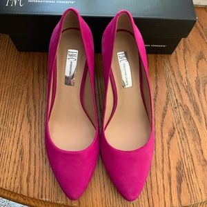 I.N.C. Women's Zitah Pointed Toe Pumps